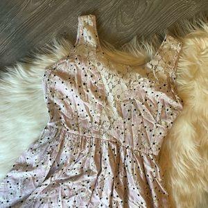 Jack Floral Casual Mini Dress